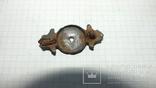 Фибула в эмалях 3-4 век Рим, фото №4