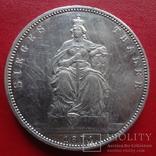 Талер 1871 Пруссия Победный   серебро   (,4.4.14)~, фото №2