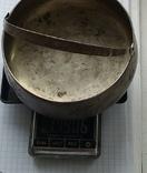 Конфетница №2 периода Царской России. Серебро 84 пробы., фото №11