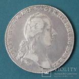 1 талер 1785, фото №2