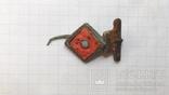 Римская фибула с эмалями, фото №5