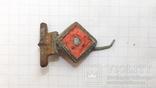 Римская фибула с эмалями, фото №7
