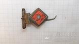 Римская фибула с эмалями, фото №8