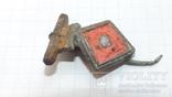 Римская фибула с эмалями, фото №9