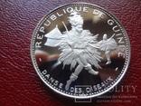 500 франков 1970  Гвинея  серебро   (1.4.6)~, фото №2