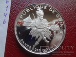 500 франков 1970  Гвинея  серебро   (1.4.6)~, фото №6