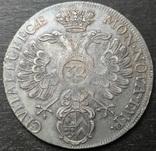 32 шиллинга 1731 год, Любек, Германия , Серебро, фото №3