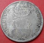 32 шиллинга 1731 год, Любек, Германия , Серебро, фото №4