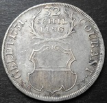 32 шиллинга 1731 год, Любек, Германия , Серебро, фото №6
