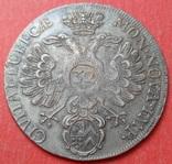 32 шиллинга 1731 год, Любек, Германия , Серебро, фото №9