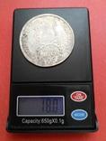 32 шиллинга 1731 год, Любек, Германия , Серебро, фото №10