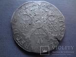 Талер 1718 Патагон  серебро  (Ж.5.13)~, фото №2