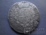 Талер 1718 Патагон  серебро  (Ж.5.13)~, фото №4