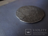 Талер 1718 Патагон  серебро  (Ж.5.13)~, фото №7