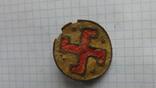 Римская фибула свастика, фото №2