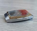 Часы. Ракета / кварц мех. 2356 (кольцо позолота), фото №8