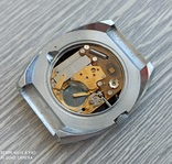 Часы. Ракета / кварц мех. 2356 (кольцо позолота), фото №11