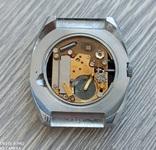 Часы. Ракета / кварц мех. 2356 (кольцо позолота), фото №12