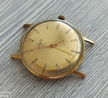 Часы. Луч / Ау 20 / мех. 2209 - на ходу, фото №4