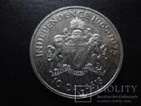 10 даласи 1975 Гамбия  серебро     (О.15.6)~, фото №5