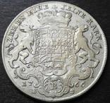 1 талер 1766 год, Бранденбург-Байройт, фото №4