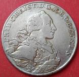 1 талер 1766 год, Бранденбург-Байройт, фото №7