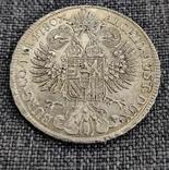 Австрия, 1780 — Талер аUst (H28a, 1789-1792), фото №3