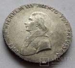 Талер Пруссия 1803 г. А, фото №3