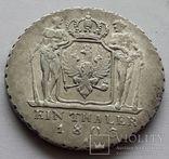Талер Пруссия 1803 г. А, фото №5