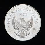 5000 Рупий 1974 Орангутан, Индонезия, фото №3