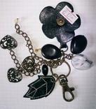 Брелок на ключи с подвесками, фото №2