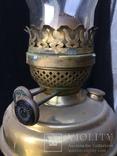 Керосиновая лампа, нач.20-века, Англия, фото №6