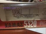 КАМАЗ 5320  с коробкой +бонус, фото №13