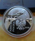 Польша 10 злотых 2006-XX зимние Олимпийские игры, Турин 2006, фото №9