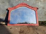 Зеркало старинное, фото №3