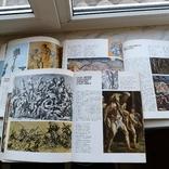 Три книги Микеланджело, Юлий цезарь и Будда На английском, фото №8