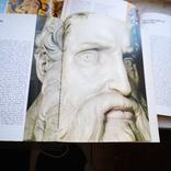 Три книги Микеланджело, Юлий цезарь и Будда На английском, фото №10