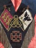 Масонская лента Рыцаря Кадош - 30-й градус Шотландского Устава, фото №4