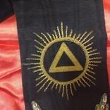 Масонская лента Рыцаря Кадош - 30-й градус Шотландского Устава, фото №8