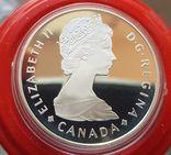 100-летие национального парка Канады Банф. Лось. Елизавета II., фото №3