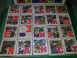 Сказочные кубики Азбука 70х, фото №9