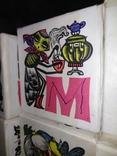 Сказочные кубики Азбука 70х, фото №10