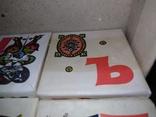 Сказочные кубики Азбука 70х, фото №11