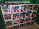 Сказочные кубики Азбука 70х, фото №12