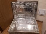 Коробка для сладостей . Красный Октябрь. Размер 31 на 22.5 см., фото №9