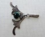 Кулон серебро 84 пр (700, фото №13