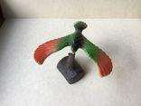 Парящий  орел, балансирующая птица на клюве, отличная научная игрушка., фото №5
