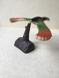 Парящий  орел, балансирующая птица на клюве, отличная научная игрушка., фото №8