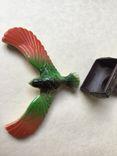 Парящий  орел, балансирующая птица на клюве, отличная научная игрушка., фото №10