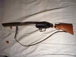 Детское духовое ружье двухстволка СССР клейма + знак качества, фото №2